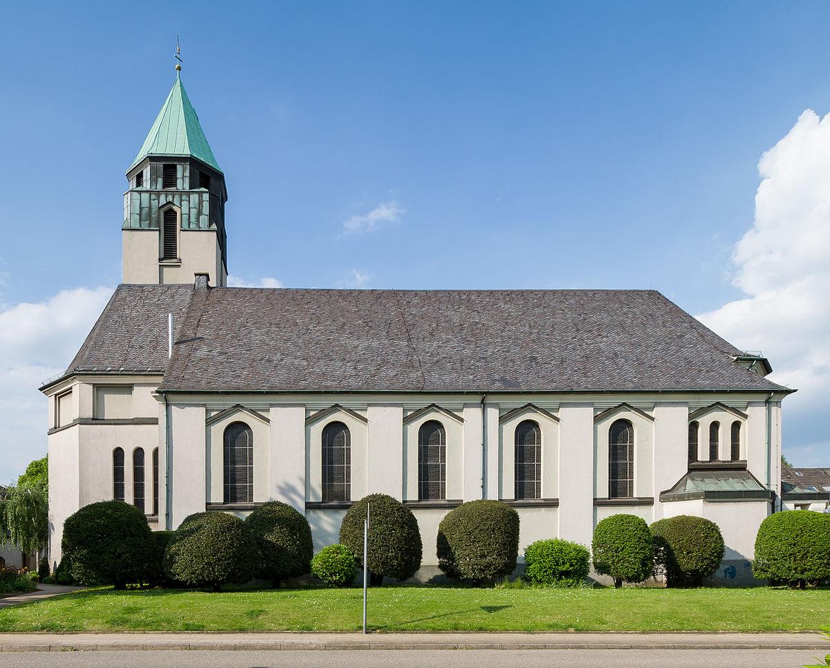 St. Antonius Abbas (Essen-Schönebeck) – Wikipedia