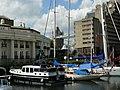 St.Katharine Docks - Boats - geograph.org.uk - 1283599.jpg