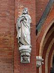 St. Johann Baptist Statue am Haupteingang Haidhausen-1.jpg