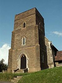 St. Mary; the parish church of Stapleford Abbotts - geograph.org.uk - 819650.jpg