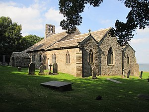 Heysham - Image: St. Peter's Church, Heysham