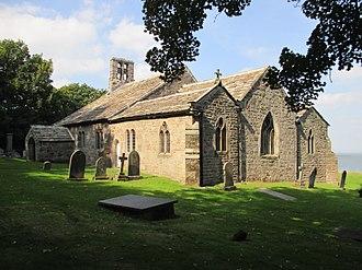 Heysham - Image: St. Peter's Church, Heysham