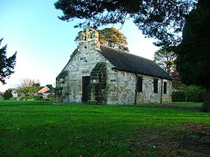 Thornaby-on-Tees - The church of St. Peter ad Vincula is in the Diocese of York