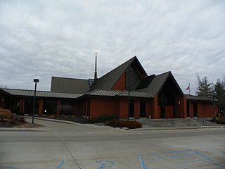 St. Vincent de Paul Catholic Church (Perryville, Missouri) Church in Missouri, United States
