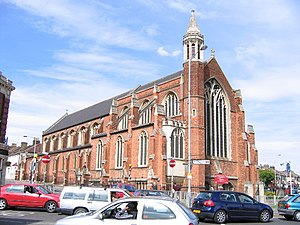 Thornton Heath - St Alban's Church, Grange Road, Thornton Heath