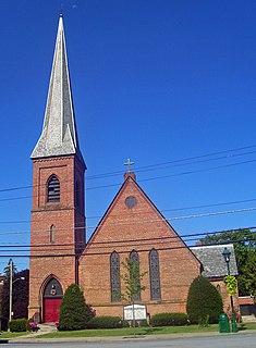St. Andrews Episcopal Church (Walden, New York)