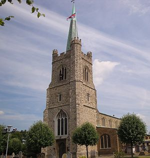 St Andrew's Church, Hornchurch - St Andrews Church, Hornchurch