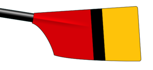 Oxford University Rowing Clubs - Image: St Antony's Rowing Blade