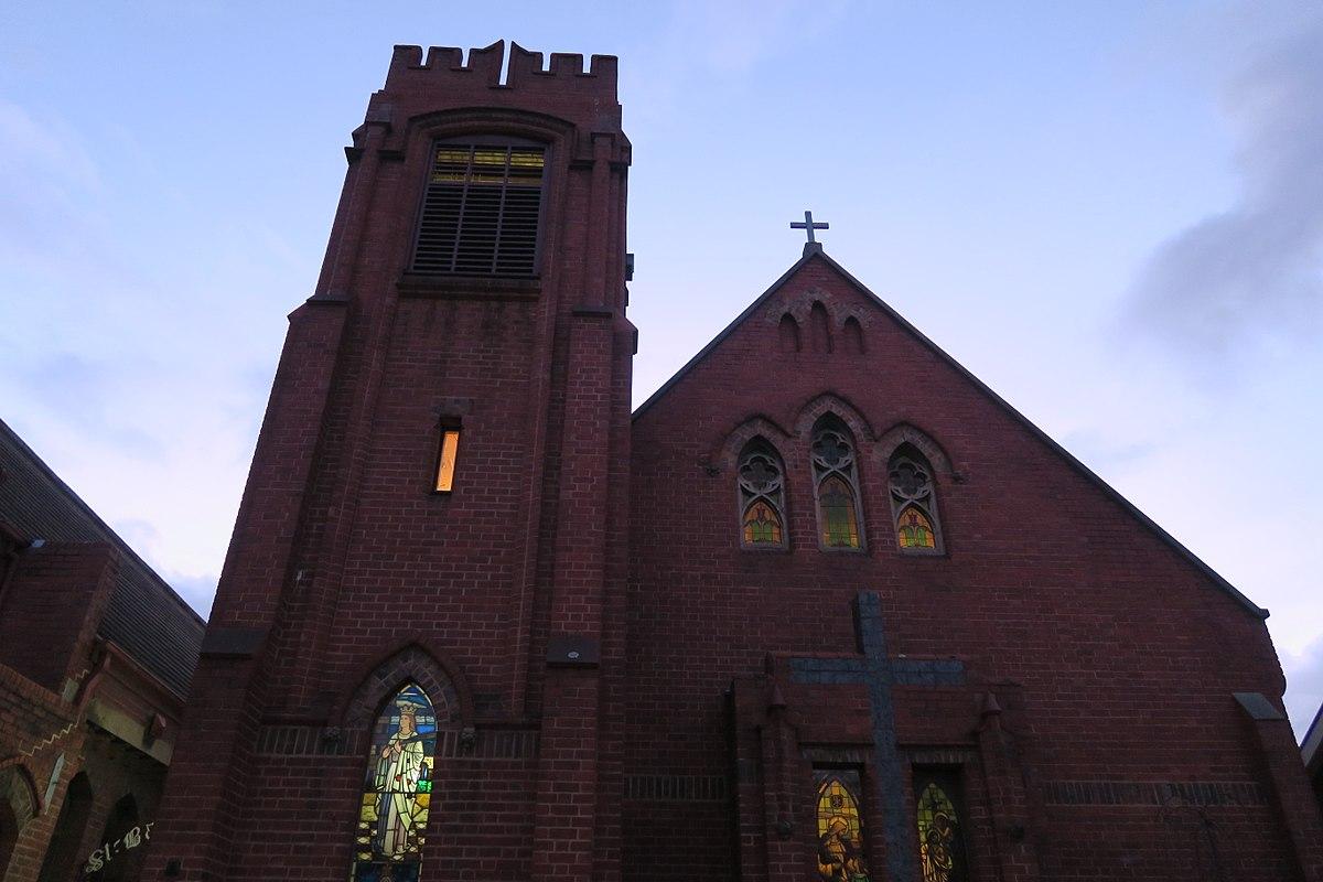 St Bartholomew's Church, Burnley - Wikipedia