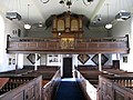 St Deiniol's, Worthenbury - organ loft and box pews - geograph.org.uk - 1129342.jpg