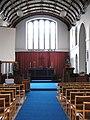St Elizabeth, Wood Lane, Becontree - Chancel - geograph.org.uk - 1762150.jpg