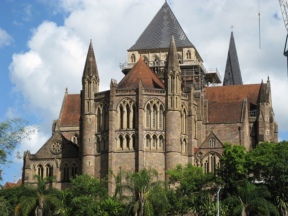St John's Cathedral in Brisbane