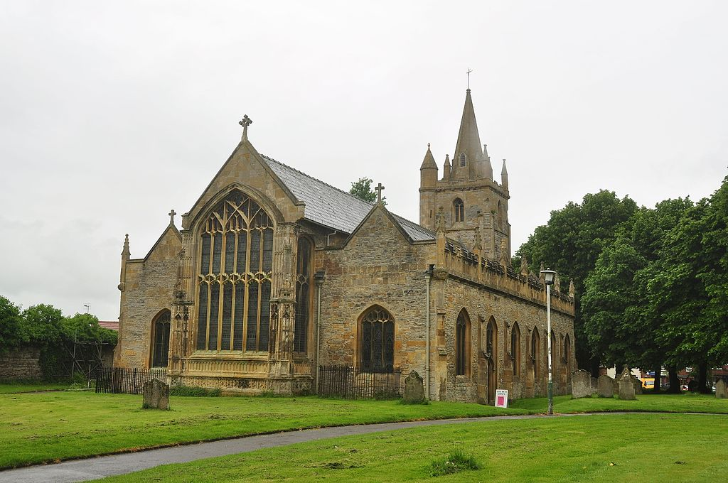 St Lawrence's Church, Evesham (5143)