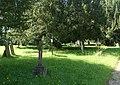 St Mark's Church, Guildford Road, Wyke, Normandy (May 2014) (Graveyard).JPG