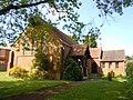 St Martin-by-the-Green Church, Dene Lane, Lower Bourne, Farnham (May 2015) (3).JPG