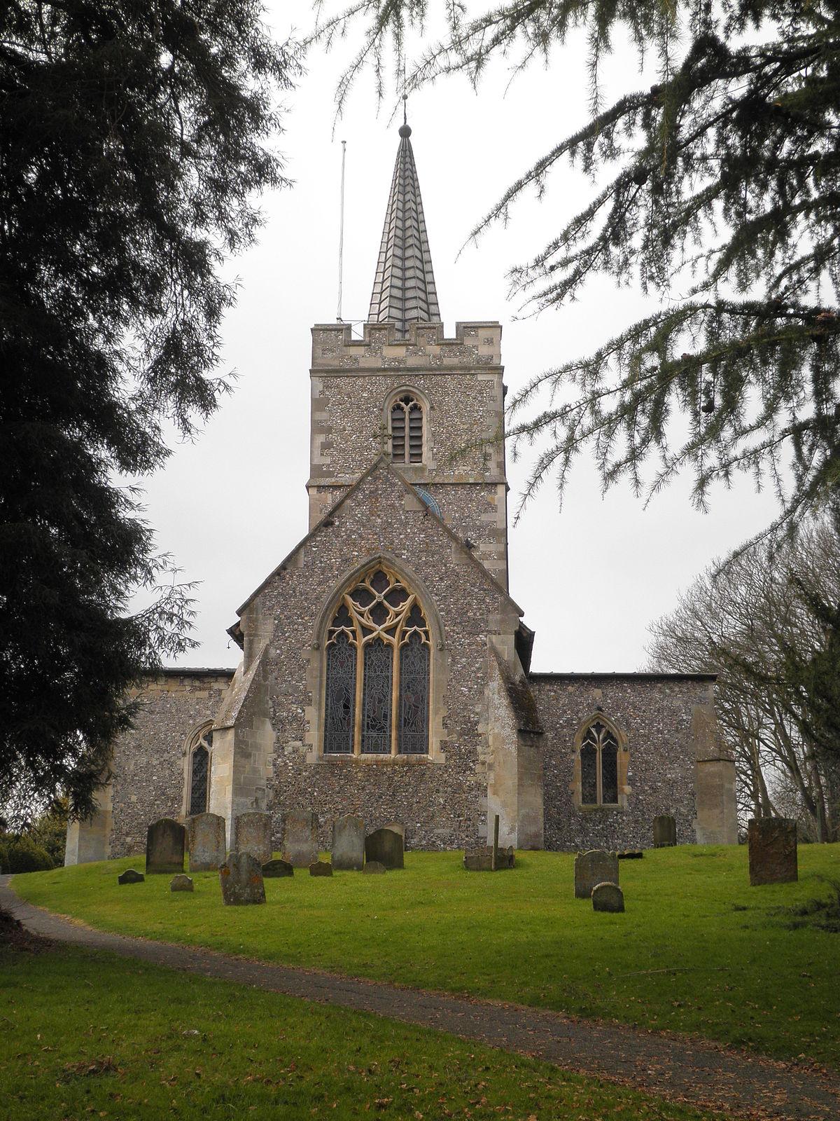 St Maryu0027s Church Chesham Wikipedia