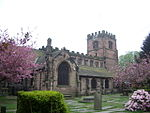圣玛丽教堂(英语:St Mary's Church, Cheadle)