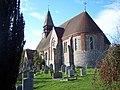St Mary's Church, West Dean - geograph.org.uk - 356062.jpg