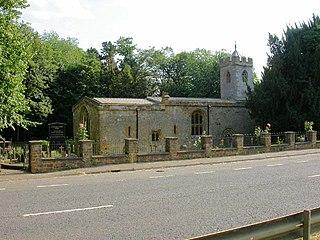 St Michaels Church, Upton Church in Northamptonshire, England