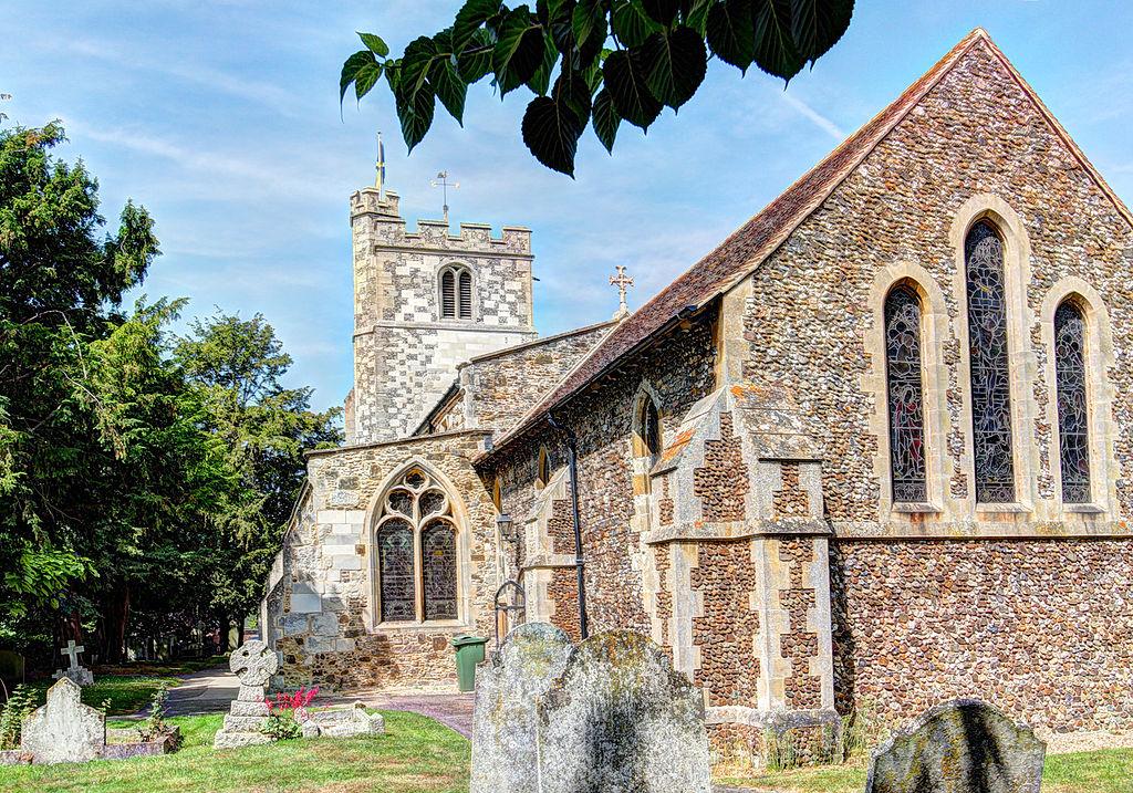 St Nicholas Churchyard & Church