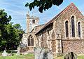 St Nicholas Churchyard & Church (geograph 3559249).jpg