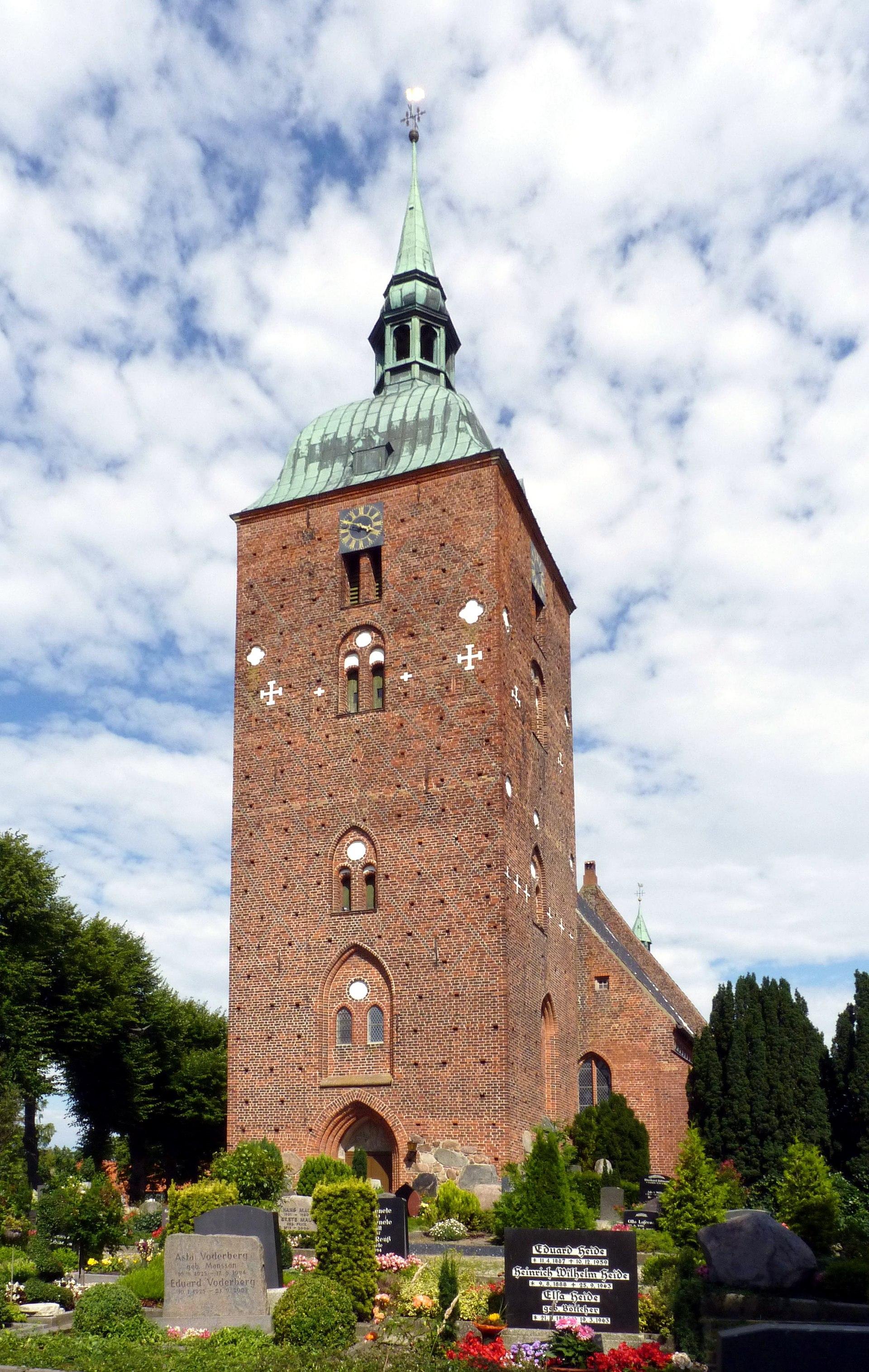 Kirche Burg Fehmarn