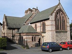 St Paul's Church, Colwyn Bay - Image: St Paul's Church, Colwyn Bay
