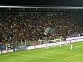 Stadio Benito Stirpe Frosinone Palermo 2-0 playoff final curva nord.jpg