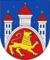Coat of arms of Getingene