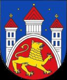 Das Wappen von Göttingen