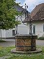 Stainz Schloss Brunnen am Schlossplatz-4929.jpg