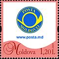Stamps of Moldova, 028-09.jpg