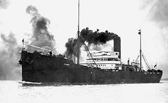 Ellerman Lines - Image: State Lib Qld 1 141099 Glenavon (ship)