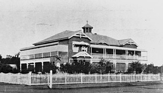 Goondiwindi - St Mary's Convent and School, 1924