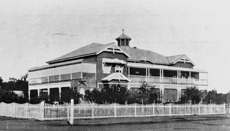 File:StateLibQld 1 192947 Convent at Goondiwindi, Queensland, 1924.jpg