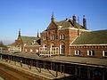 Station Geldermalsen westzijde, januari 2013.jpg