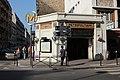 Station de Métro Volontaires à Paris en mars 2014 - 3.jpg