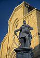 Statue of Ferdinando I de' Medici in Arezzo, Italy.JPG