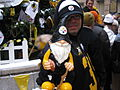 Steeler fan and the gnome (3202682046).jpg