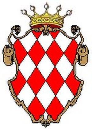 Principality of Lucca and Piombino - Image: Stemma.Appiani.Piomb ino