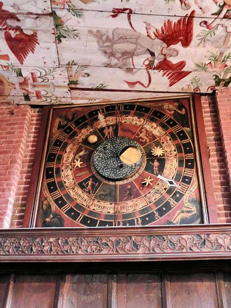 Datei:Stendal Marienkirche Astronomische Uhr 2011-09-17.jpg