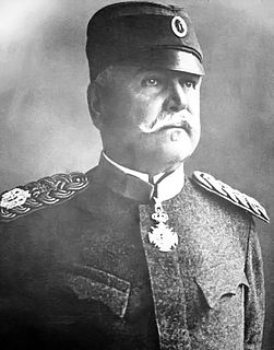 Stepa Stepanović Serbian field marshal