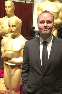Stephane Ceretti, 2015 Oscars ceremony.jpg