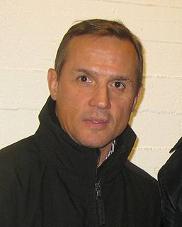 Steve Yzerman Canadian ice hockey player