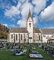 Stift Griffen alte Pfarrkirche Unsere Liebe Frau Sued-Ansicht 22102015 8412.jpg