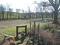 Stile near Crosscutfield Shaw - geograph.org.uk - 1747691.jpg