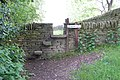 Stile on a footpath above Millthorpe, Derbyshire - geograph.org.uk - 706618.jpg