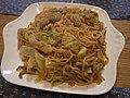 Stir-fried noodle in Hiruzen-style (8353611400).jpg
