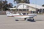 Stoddard Hamilton Glasair GII-S-RG (VH-BAB) taxiing at Wagga Wagga Airport.jpg
