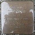 Stolperstein Goch Mühlenstraße 1 Otto Hertz.jpg